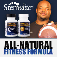 All Natural Stemulite Fitness Formula