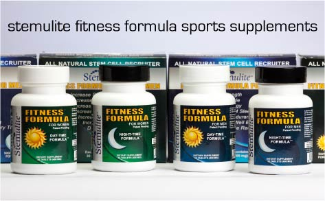 Stemulite Fitness Formula Sports Supplements